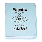 Physics Addict baby blanket