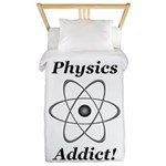 Physics Addict Twin Duvet