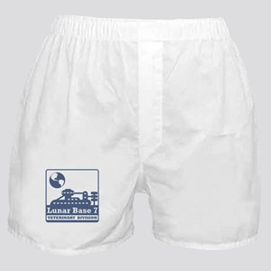 Lunar Veterinary Division Boxer Shorts