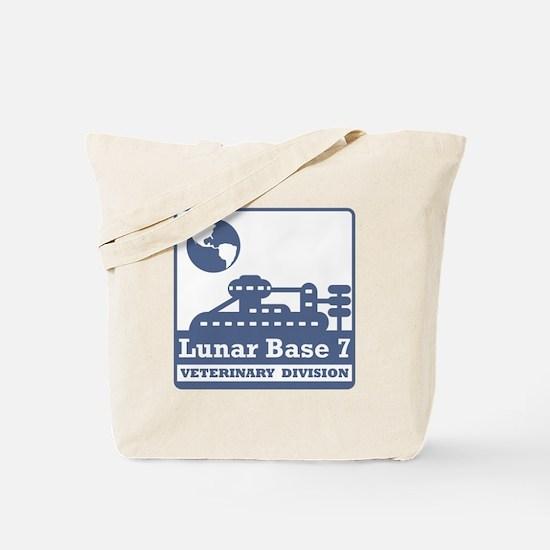 Lunar Veterinary Division Tote Bag
