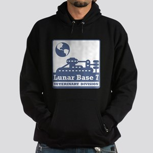 Lunar Veterinary Division Hoodie (dark)