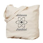 Science Junkie Tote Bag