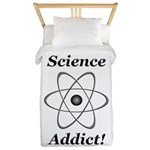 Science Addict Twin Duvet