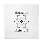 Science Addict Queen Duvet