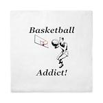 Basketball Addict Queen Duvet