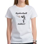 Basketball Addict Women's T-Shirt