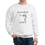 Basketball Addict Sweatshirt