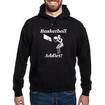 Basketball Addict Hoodie (dark)