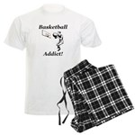 Basketball Addict Men's Light Pajamas