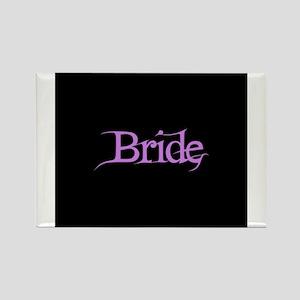 Bride - Pink Fantasy Rectangle Magnet