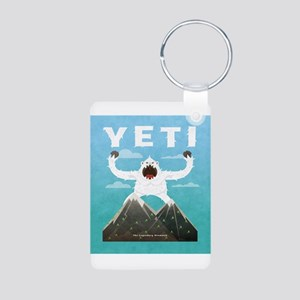 Yeti Aluminum Photo Keychain