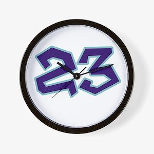 23 Wall Clock
