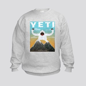 Yeti Kids Sweatshirt