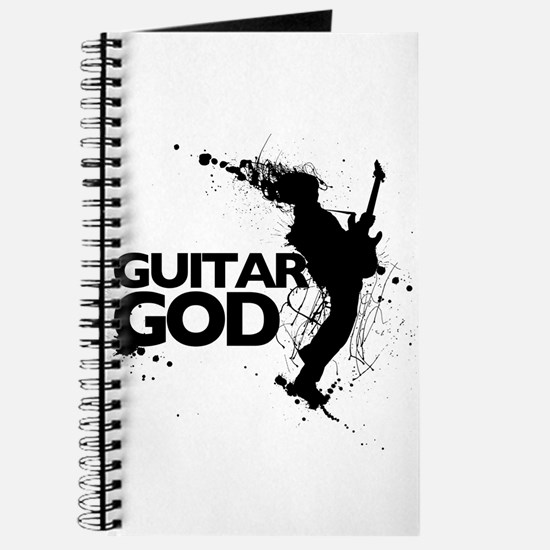 Guitar God Journal
