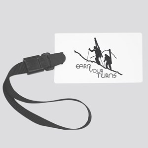Ear Your Turns Large Luggage Tag