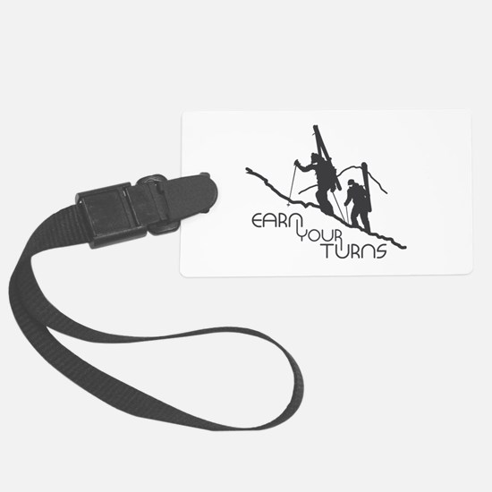 Ear Your Turns Luggage Tag