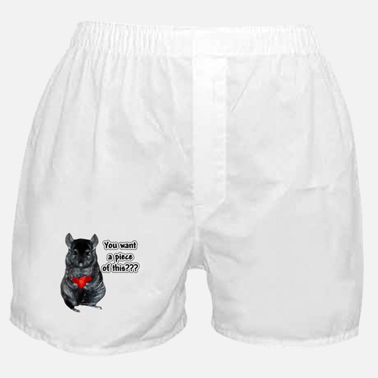 Chinny Piece Boxer Shorts