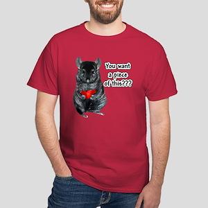 Chinny Piece Dark T-Shirt