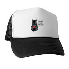 Chinny Piece Trucker Hat