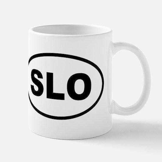 Slovenia SLO Mugs