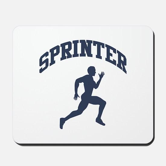 Sprinter Mousepad