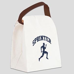 Sprinter Canvas Lunch Bag