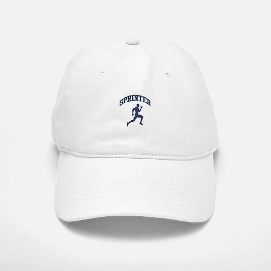 Sprinter Baseball Baseball Cap
