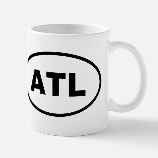 ATL Atlanta Mugs