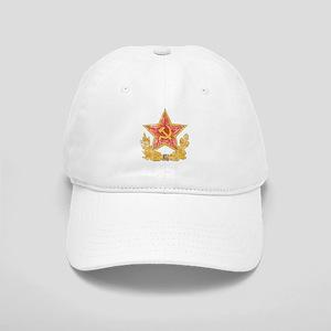 Soviet Red Star Cap