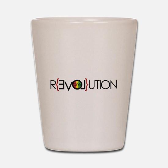 One Love Revolution 6 Shot Glass