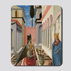 Fra Carnevale - The Annunciation Mousepad