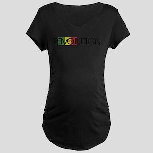 One Love Revolution 7 Maternity T-Shirt