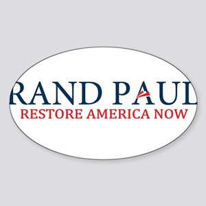 Rand Paul Sticker