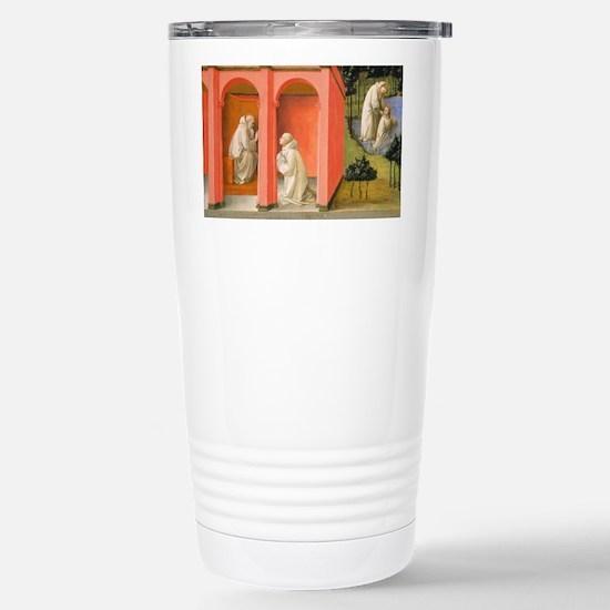 Saint Benedict Orders S Stainless Steel Travel Mug