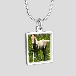 Cinnamon Chai Foal Necklaces