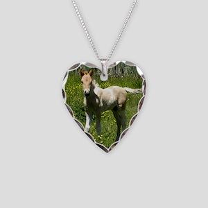 Cinnamon Chai Foal Necklace