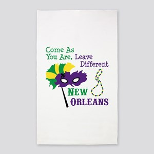 New Orleans 3'x5' Area Rug