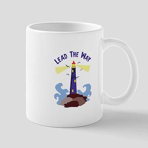 Lead the Way Mugs