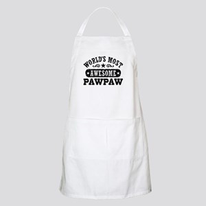 World's Most Awesome PawPaw Apron