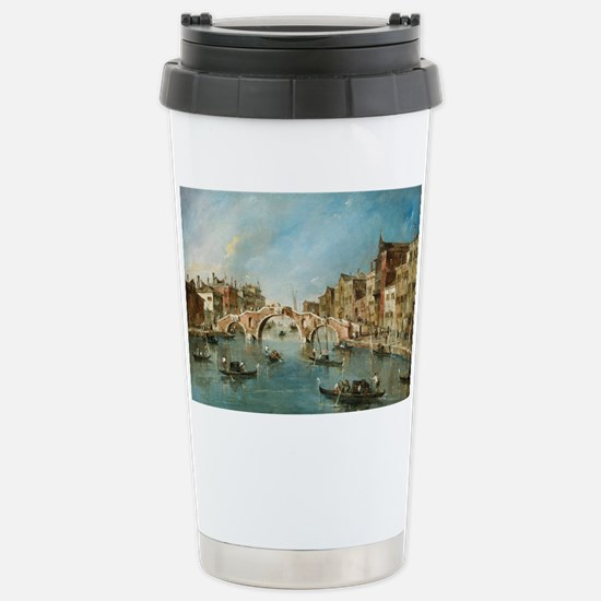 View on the Cannaregio  Stainless Steel Travel Mug