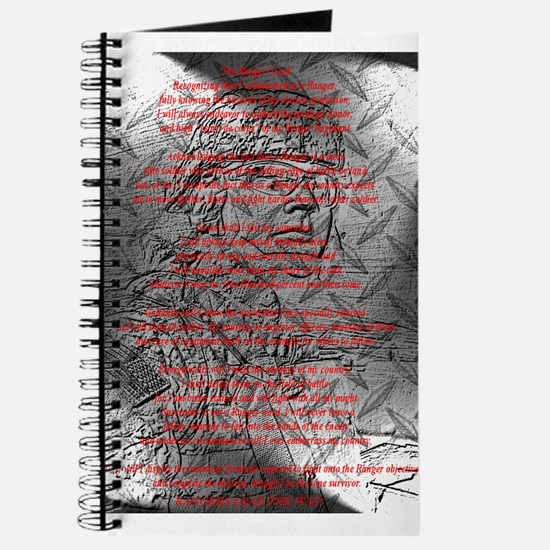 Ranger Creed Journal