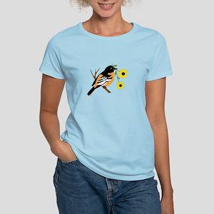 Black Eyed Susan Bird T-Shirt