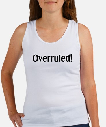 overruled Women's Tank Top