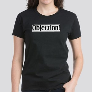 objection Women's Dark T-Shirt