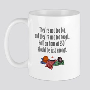 demise of the Wonder (ful) Pets Mug