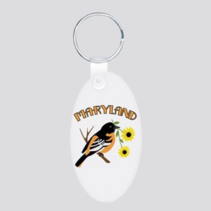 Maryland Keychains