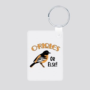 Orioles or Else! Keychains