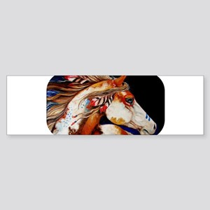 Spirit Horse Bumper Sticker