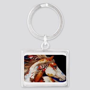 Spirit Horse Keychains