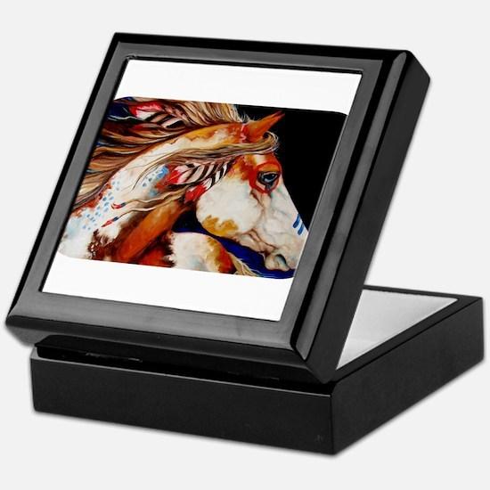 Spirit Horse Keepsake Box